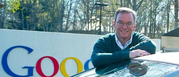 Google Eric Schmidt Cover